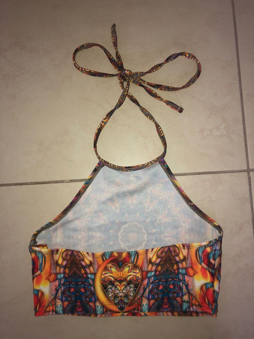 Liberated heart set. Worn once. Size small. In good condition