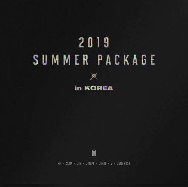 <LOOSE ITEM> 2019 BTS SUMMER PACKAGE IN KOREA VOL.5