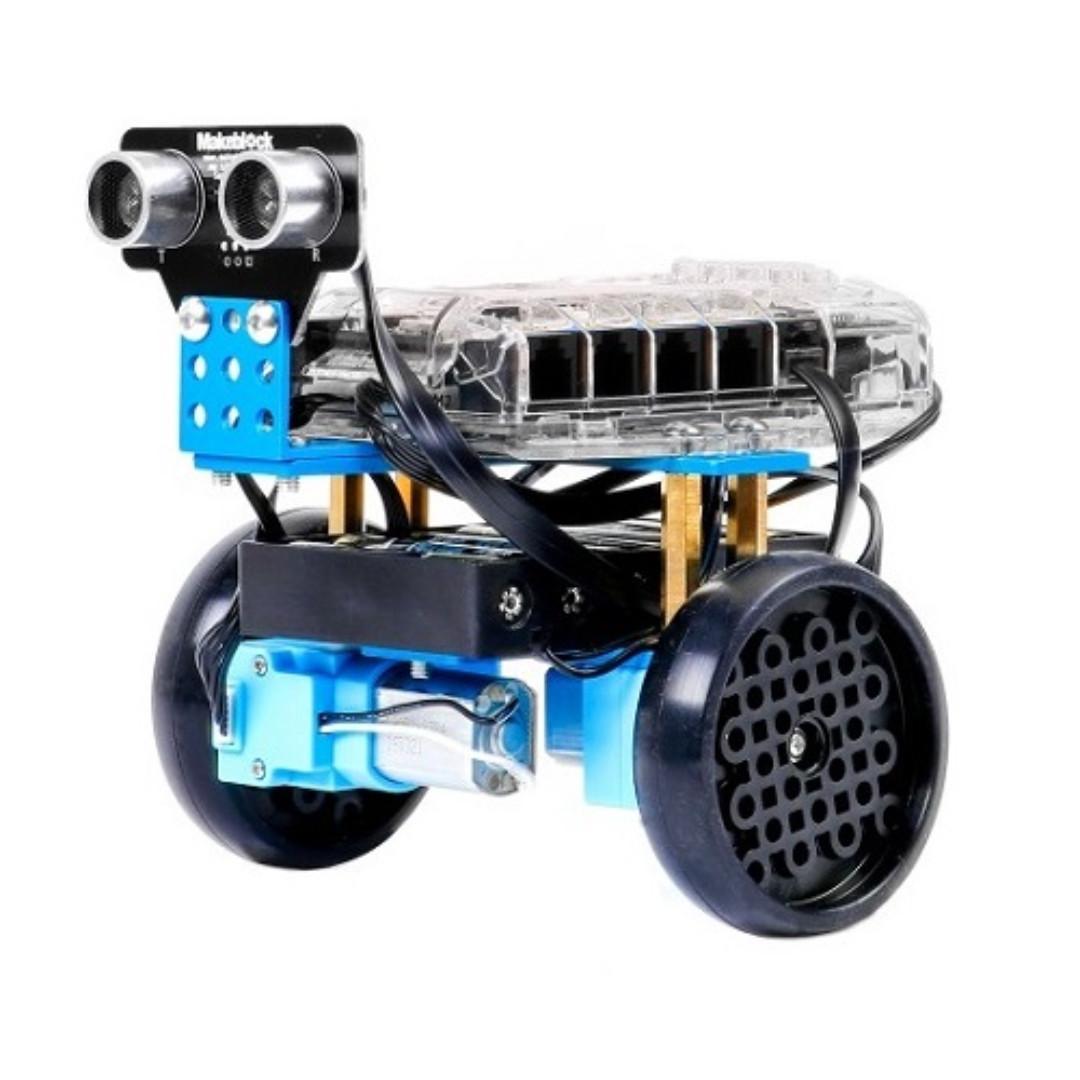 Makeblock, mBot Ranger - Transformable STEM Educational Robot Kit - Blue/Bluetooth (30 Days Warranty)