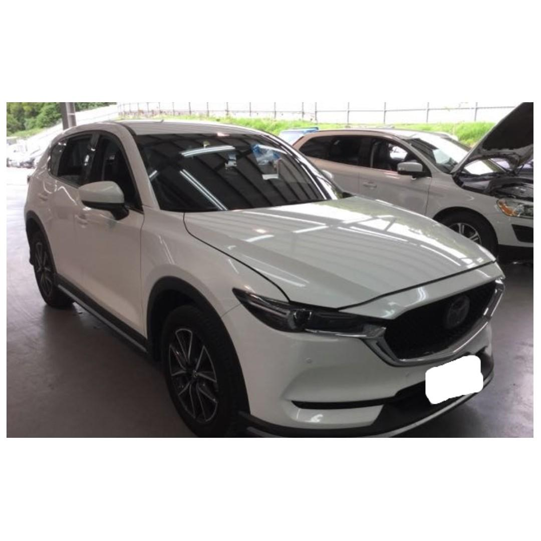MAZDA CX-5 2018年 2.0L