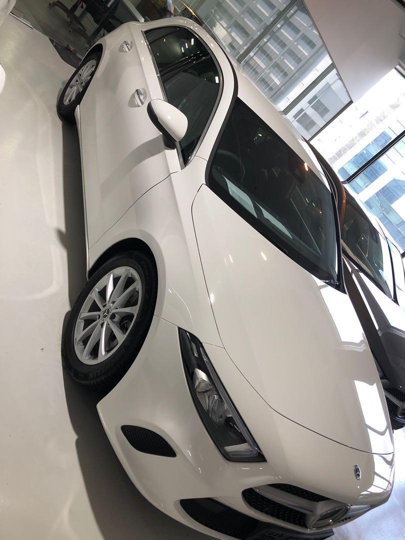 Mercedes Benz A200 1.5 Sport