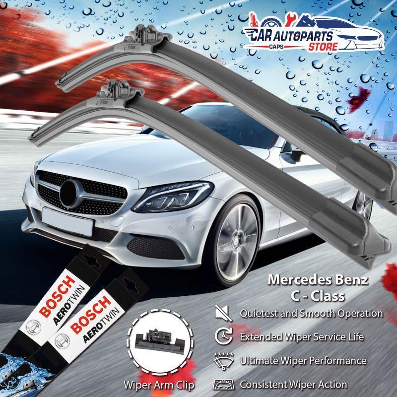Mercedes Bosch Aerotwin Wipers C Class