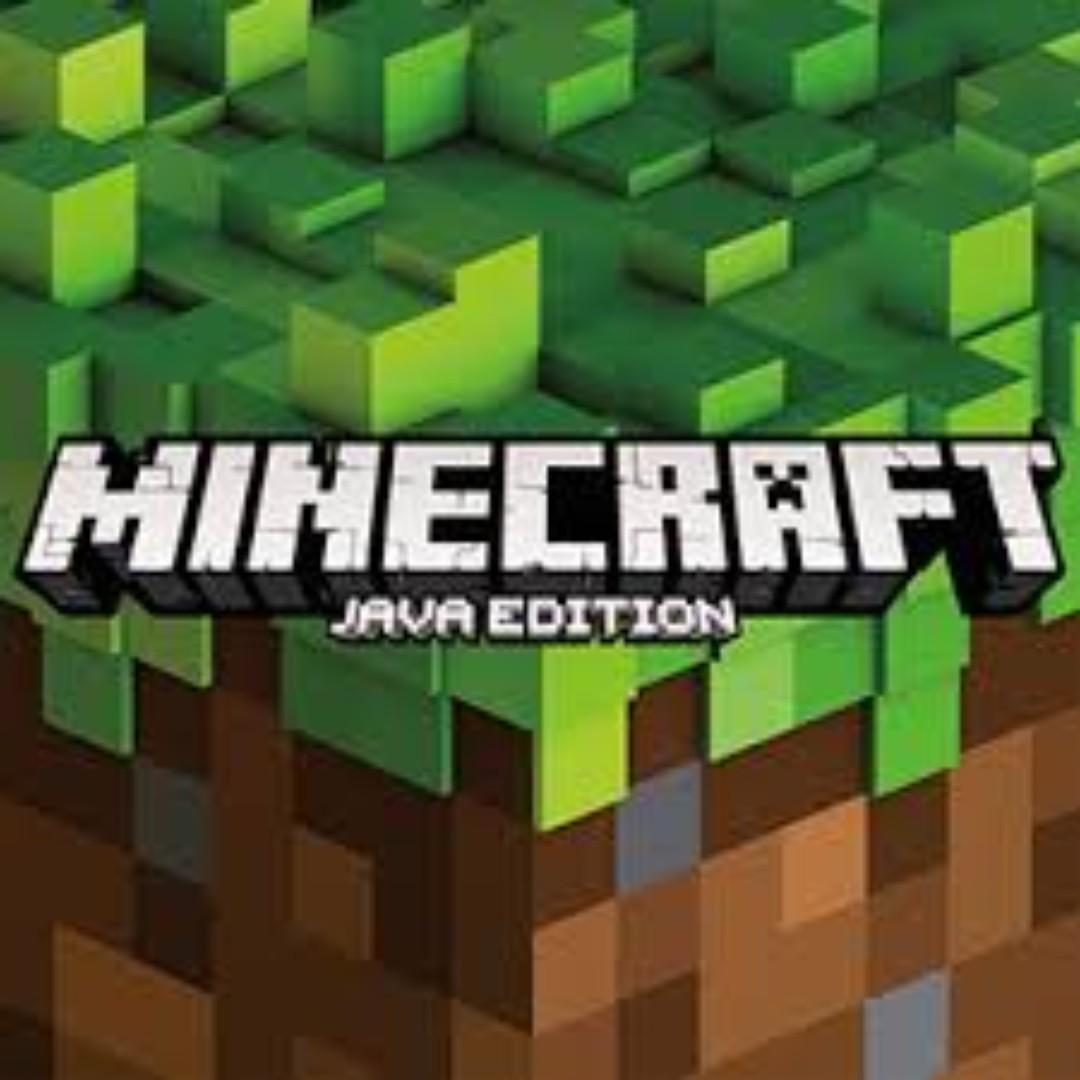 Minecraft Java Edition Toys Games Video Gaming Video