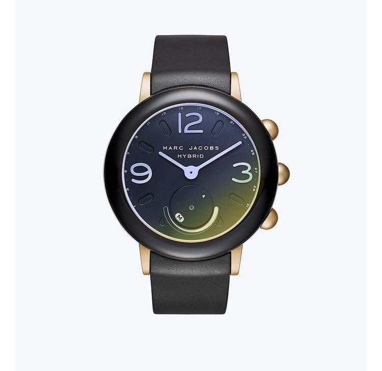 New in box Marc Jacobs smart watch hybrid Riley for women