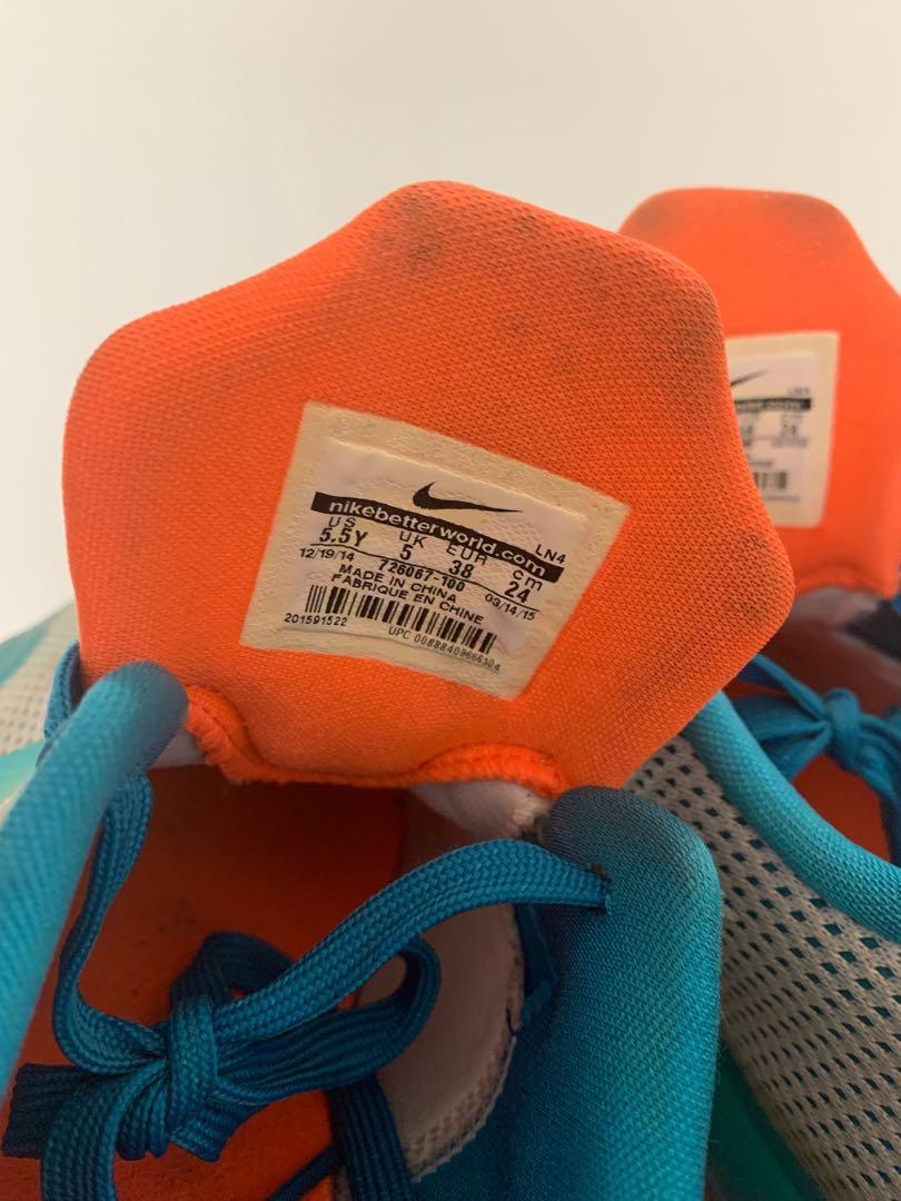 Nike Kobe 10(UK5/24cm)、女鞋、大童鞋