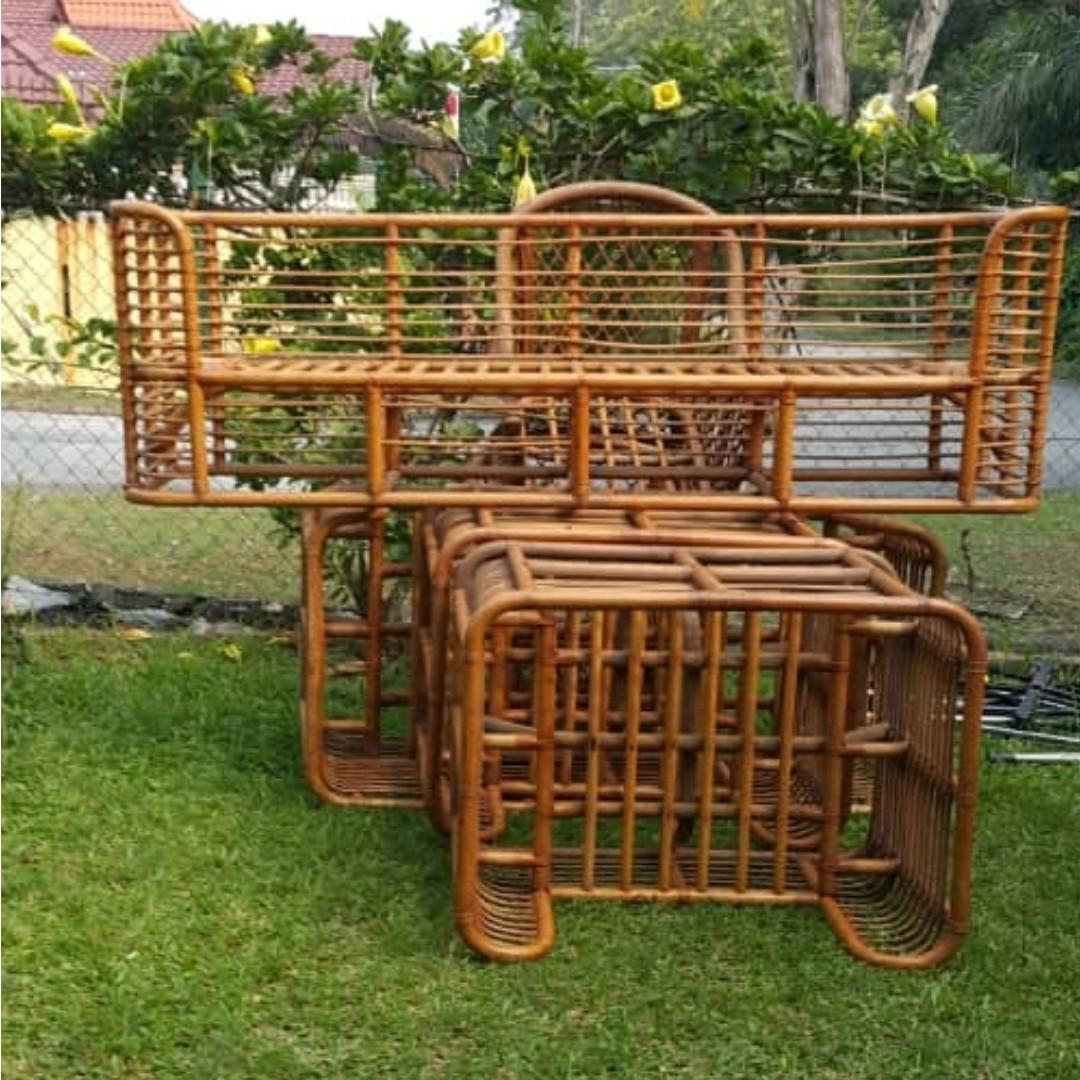 Rattan furniture for sale