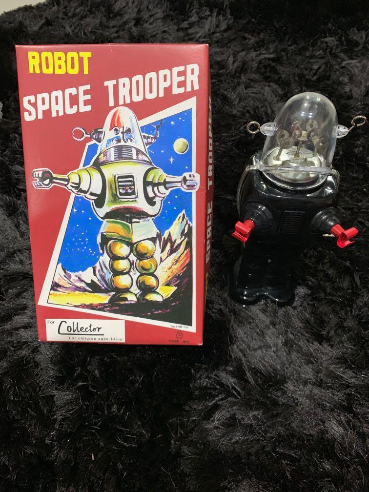 Robot Space Trooper