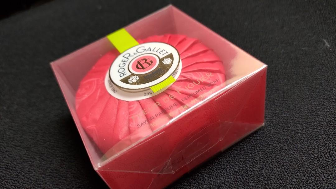🆕✨Roger and Gallet 無花果香水皂