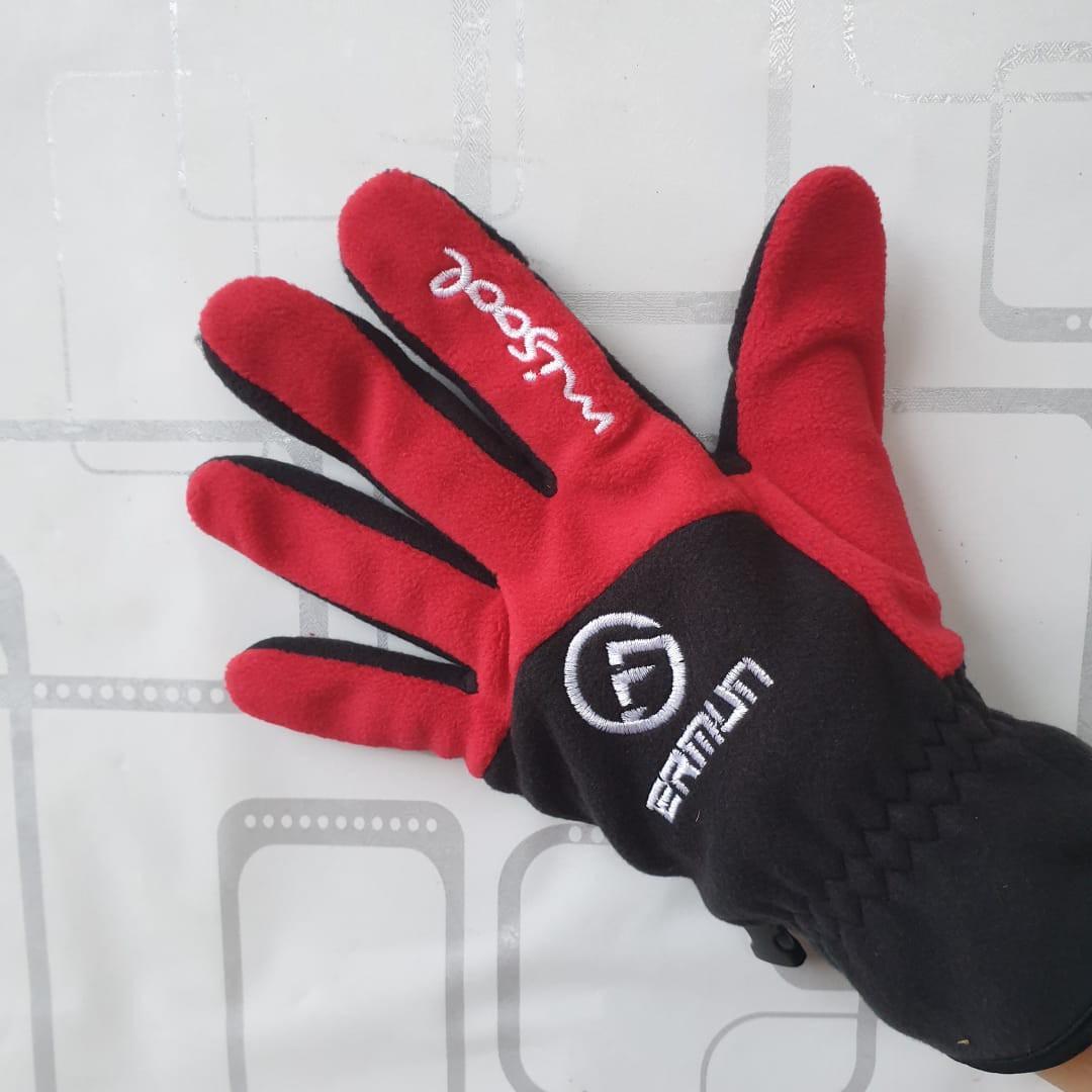 Sarung tangan motor,sarung tangan polar,sarung tangan outdoor Ermun misool