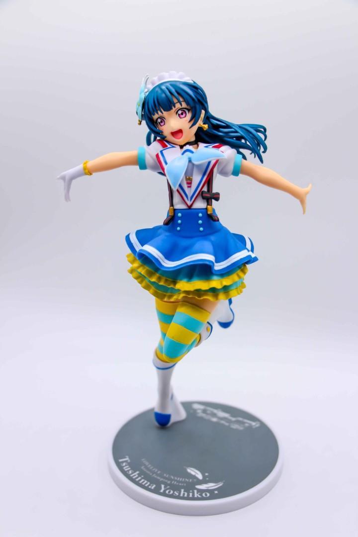 Sega Lovelive Sunshine Tsushima Yoshiko Price Figure Entertainment J Pop On Carousell