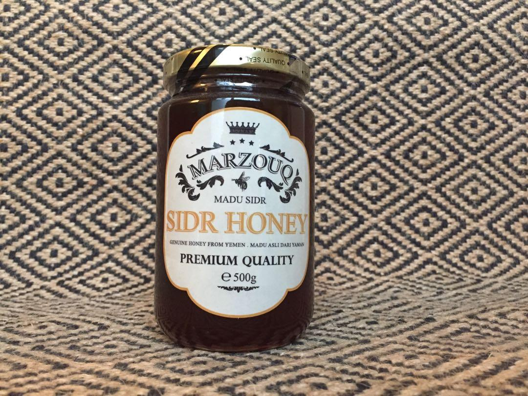"""AAA/Premium"" Grade Sidr Honey form Yaman"
