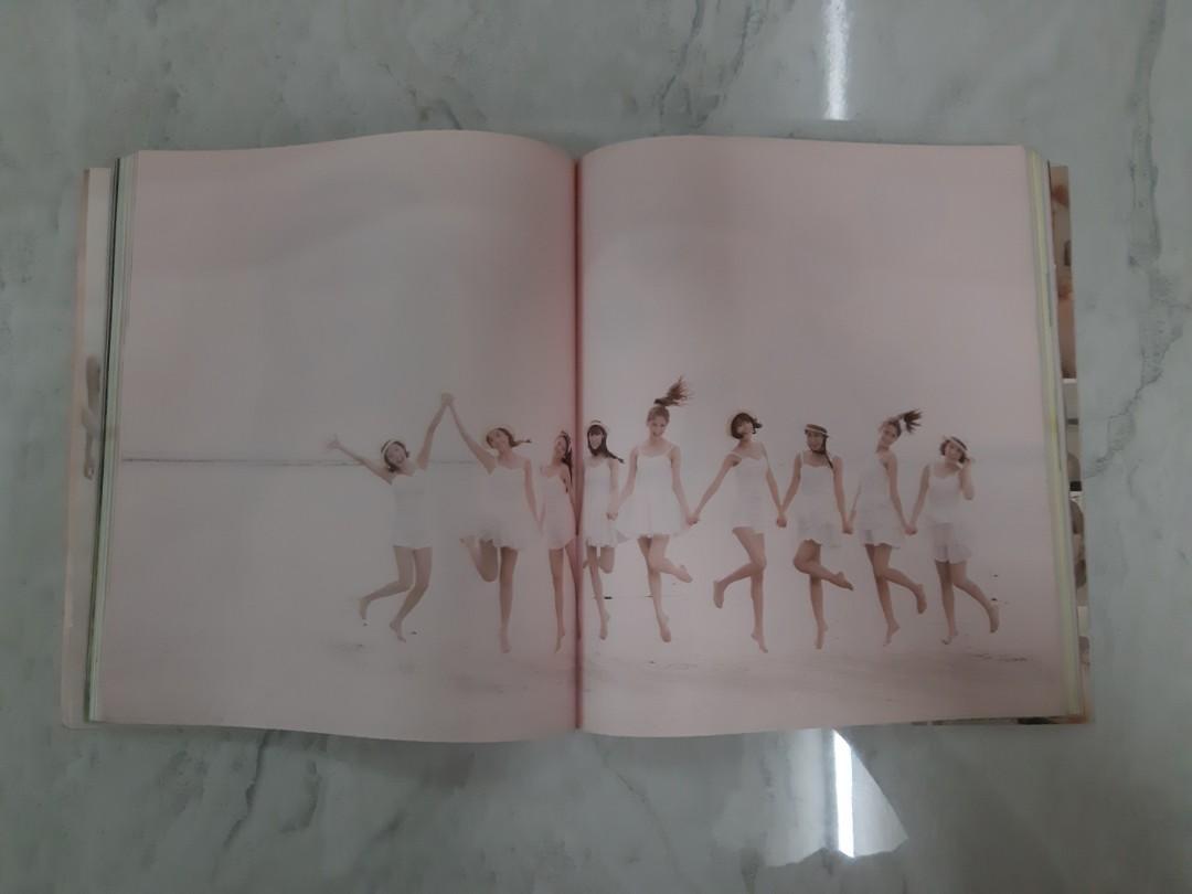 SNSD GIRL'S GENERATION PARADISE IN PHUKET PHOTOBOOK