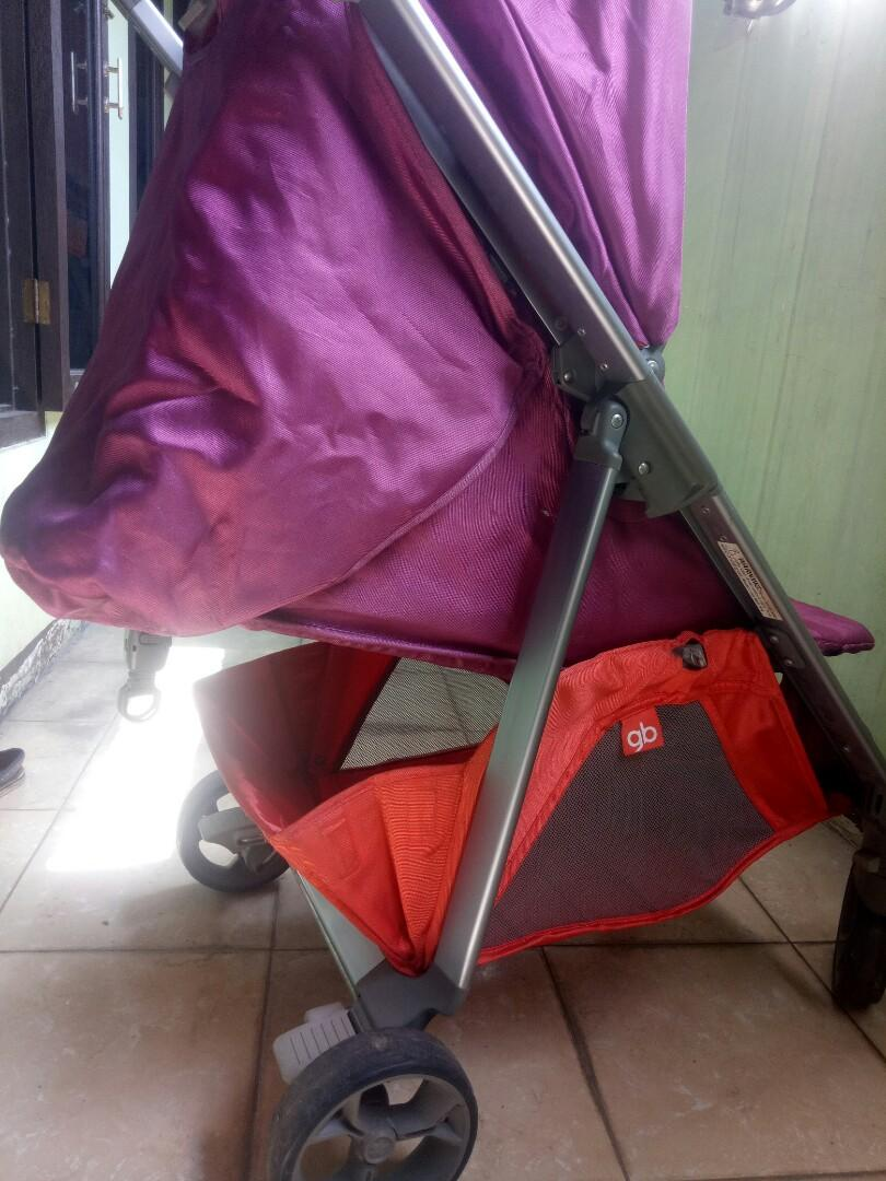Stroller GB with love