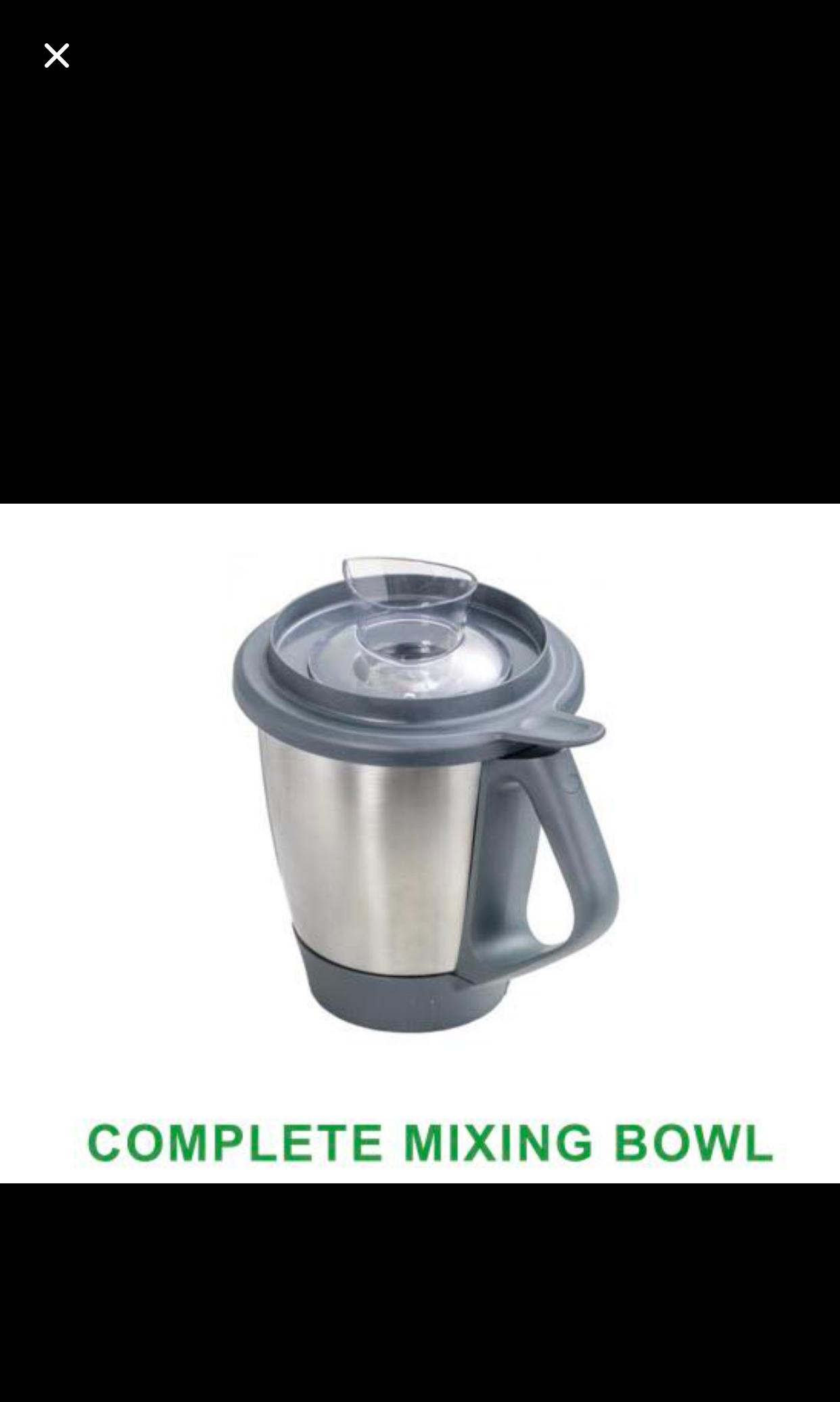 Cooking Chef Ou Thermomix Avis thermomix tm5 mixing bowl, home appliances, kitchenware on