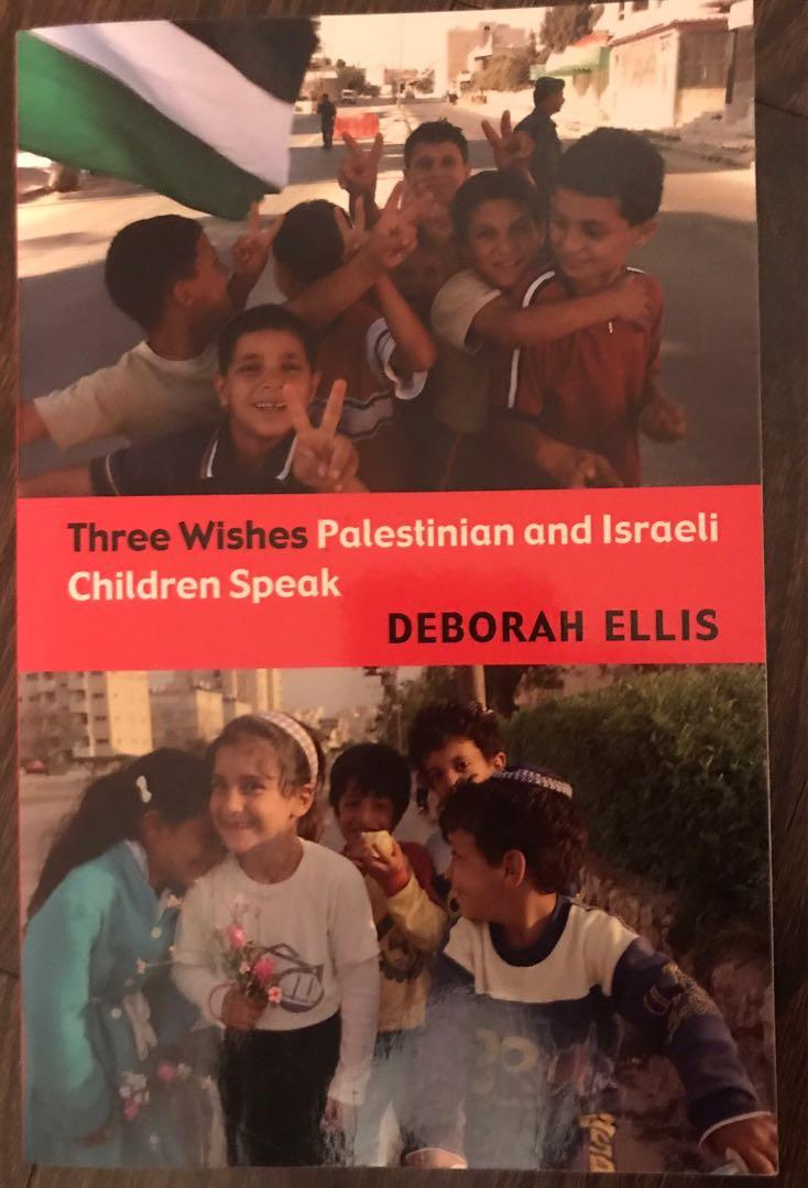 Three Wishes Palestinian And Israeli Children Speak