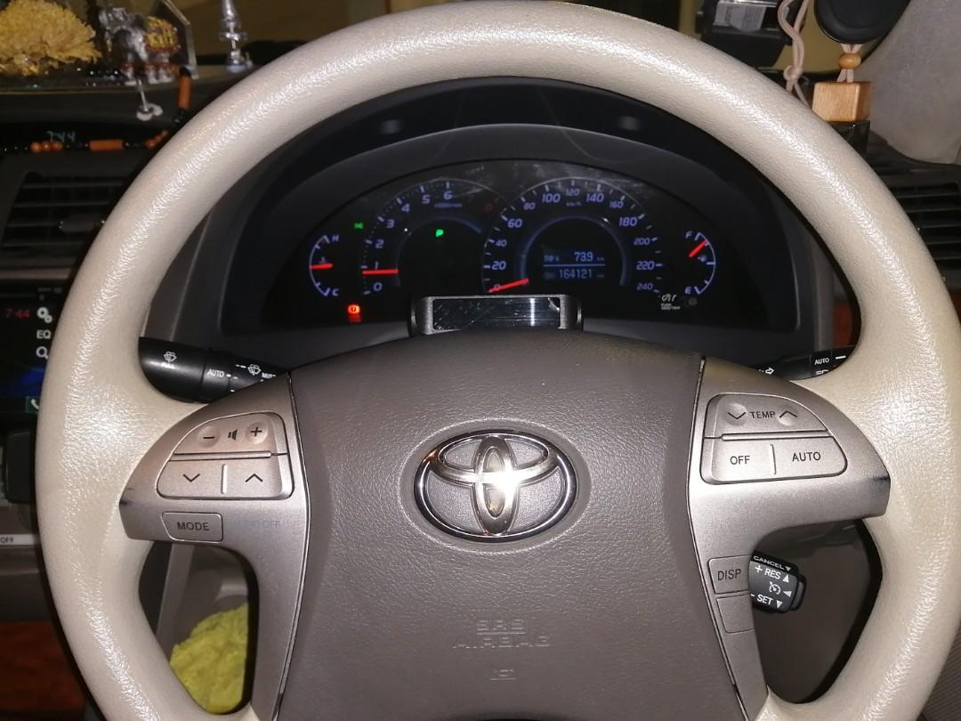 Toyota Camry 2.4 (A)