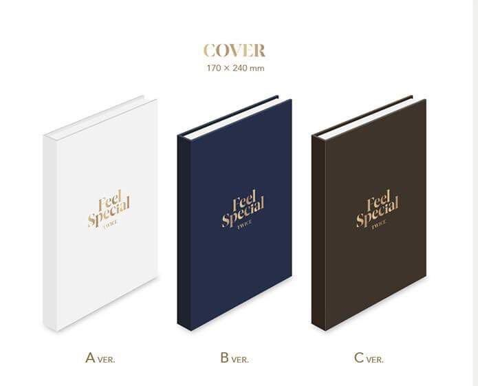 TWICE - Feel Special - PREORDER/NORMAL ORDER/GROUP ORDER/GO + FREE GIFT BIAS PHOTOCARDS (1 ALBUM GET 1 SET PC, 1 SET GET 9 PC)