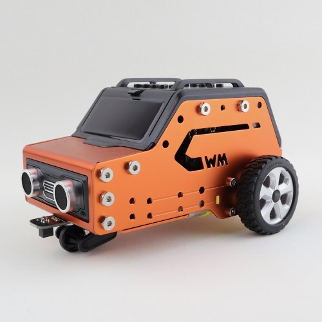 Weeemake, WeeeBot mini STEAM Robot, V2.0 - Education Version (90 Days Warranty)