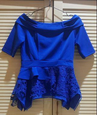 MOSCATO BLOUSE SIZE M