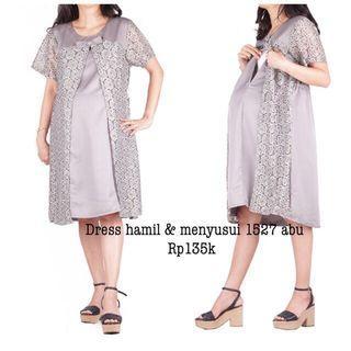 5pcs Maternity & breastfeeding dress