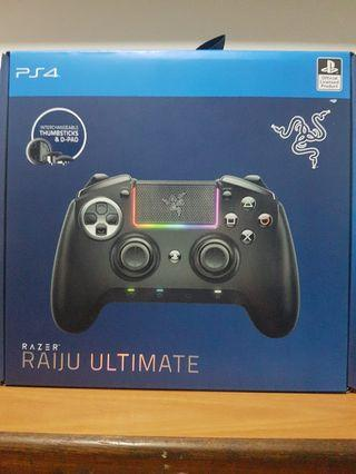 Razer Raiju Ultimate Ps4 Controller