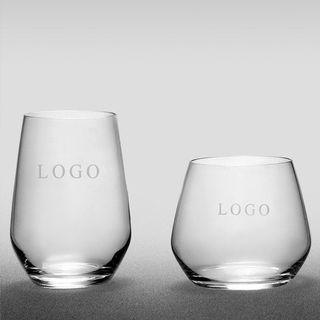 Customisable Whiskey Glasses