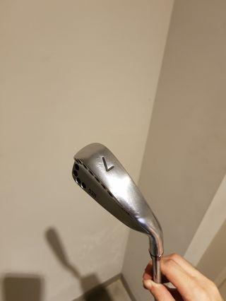 PXG 0311 golf iron  7  plus Steelfiber shaft