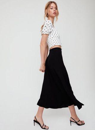 Aritzia Wilfred Midi Skirt (10)