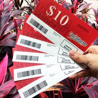 To bless: Taka/giant vouchers #MRTRaffles