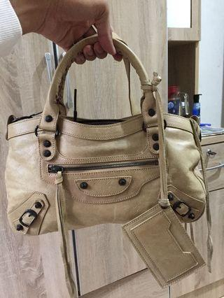 Balenciaga City Premium leather bags