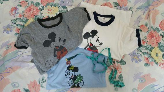 Combo mickey mouse vintage