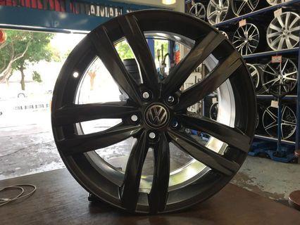 """18""""Volkswagen Original Rim"""