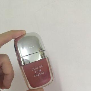 「二手」專櫃 日本 RMK 腮紅液 液態腮紅 頰彩 04 莓果色 日系