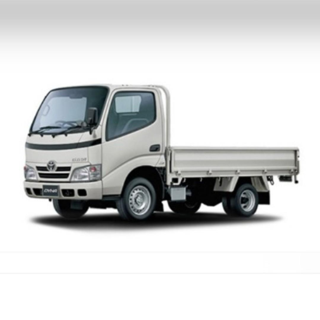 10 FT LORRY FOR RENTAL