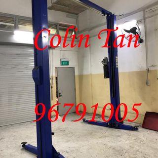 Car B2 Workshop Rental Space Ground Floor Unit for Takeover at Pioneer Point Soon Lee Street near Jurong and Boon Lay for Rent