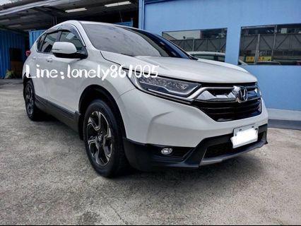 2017 Honda CR-V 1.5 Vtis