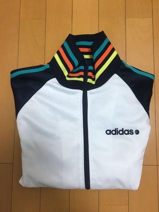 Adidas Sweater (Limited Edition 3 Colours Stripe)