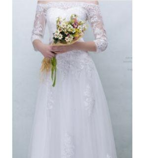 Wedding Gown RM100