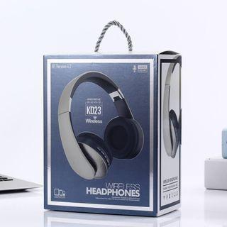 KD23 Bluetooth 4.2 Stereo Headphone with Mic