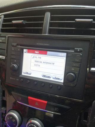 Bosch Radio Preve