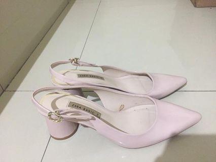 Zara basic heels sappun
