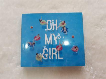 [UNSEALED] OH MY GIRL A-ING ALBUM WITH PC