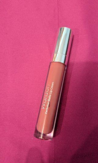 Wardah Matte Lip Cream shade 05