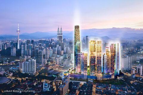 Bukit Bintang Luxury Condo