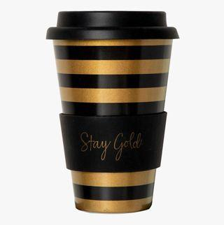 Sephora Gold Coffee Cup