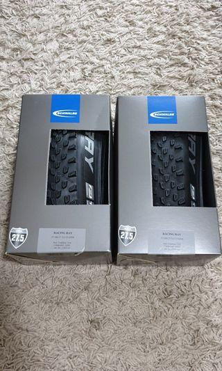 ♻️ 27.5 Schwalbe Racing Ray Tyre