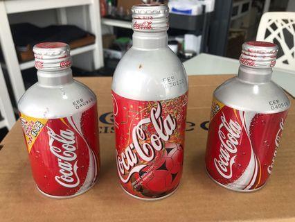 Japan /Korea Coke Bottles