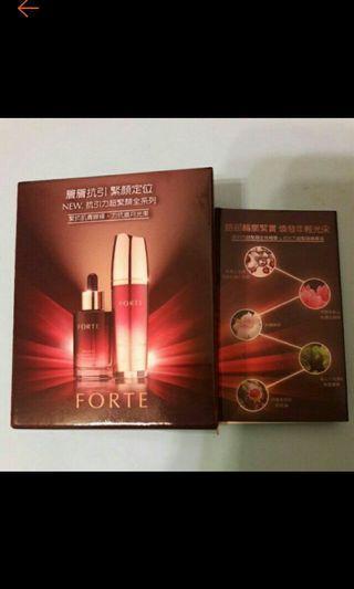 【FORTE】台塑生醫抗引力超緊緻精華油(3ml)