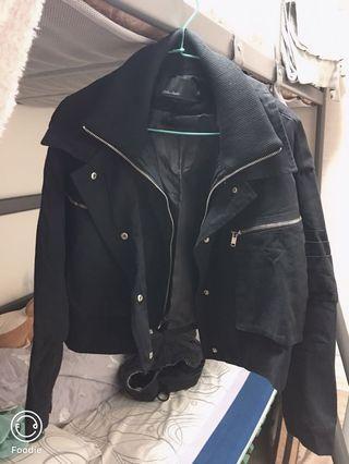 [兩件折百]x.o.x.o style短版夾克外套