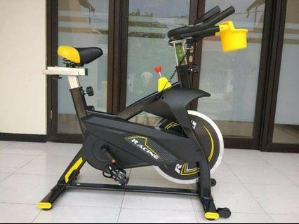 Sepeda Statis Alat Fitness FS PEDRO balap fitnes speda spinning